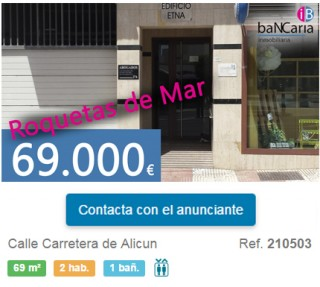 9 viviendas de banco a precio de coste o por debajo for Pisos de bancos en almeria