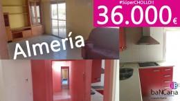 Piso de banco en Almeria