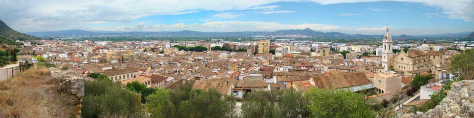 Vista panorámica de la ciudad | fuente: Wikipedia