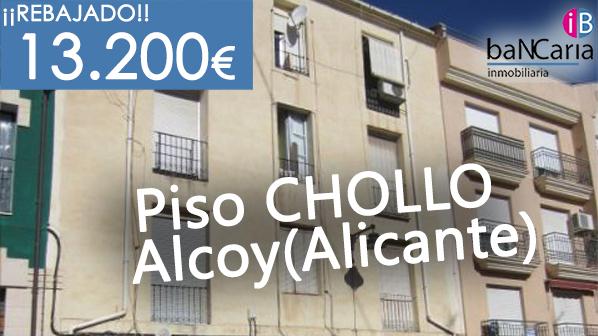 Los 12 mejores chollos inmobiliarios de alicante provincia for Pisos baratos alicante