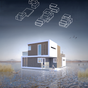 vía - http://www.studio-oba.nl/projects/prenuptialhousing.html