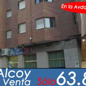 piso en venta en alcoy avenida la hispanidad