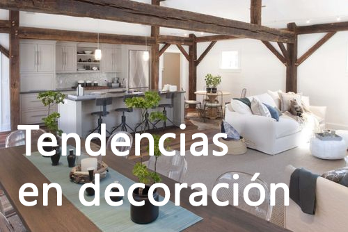 Tendencias en decoracion de tu vivienda 2017