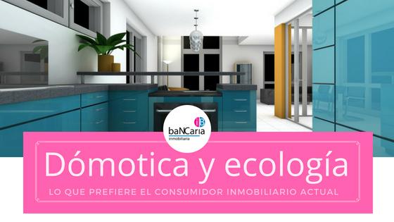 domotica y ecologia