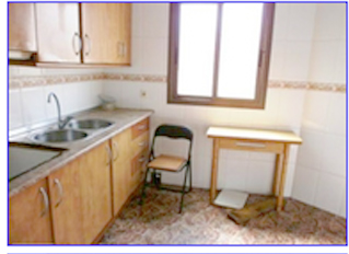 Cocina piso la Mojonera
