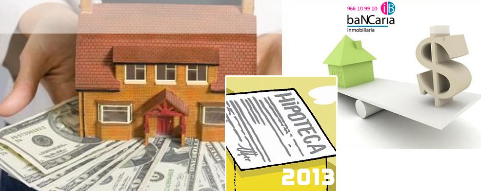 El Banco no da dinero par ala hipoteca pisos casas viviendas bancos