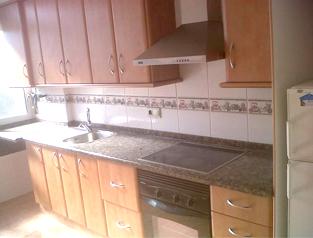 Fotos piso Alicante cocina