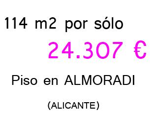 Fotos piso Almoradi (alicante) precio