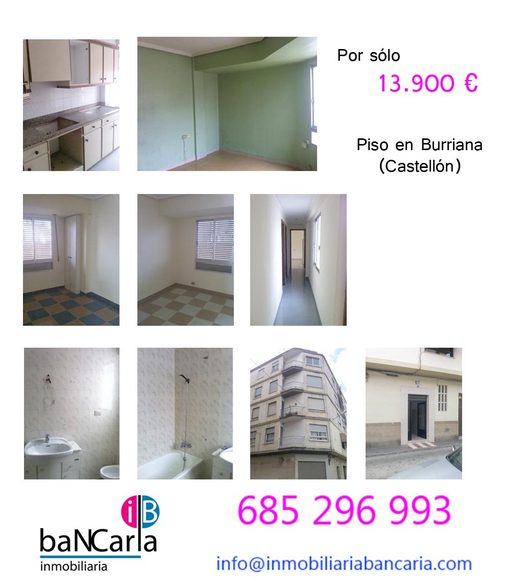 Fotos piso de banco en burriana 96 m2 3 hab inmobiliaria bancaria - Pisos baratos en castellon de bancos ...