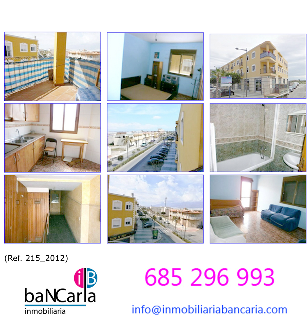 Fotos de piso de banco en la mojonera almeria 92m2 25 for Pisos de bancos en almeria