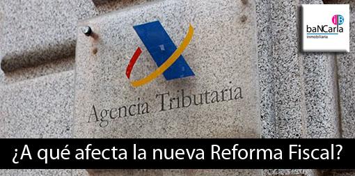 Ley Fiscal Viviendas Pisos de Banco