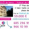 Piso a la Venta en Huercal de Almería inmobiliaria bancaria p