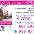 Piso de banco a la venta en Adra (Almería) inmobiliaria bancaria