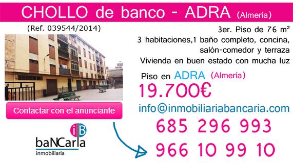 Banco de espa a inmobiliaria bancaria part 2 - Pisos de bancos en almeria ...