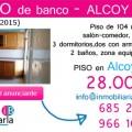 Piso de banco a la venta en Alcoy (Alicante) inmobiliaria bancaria p facebook