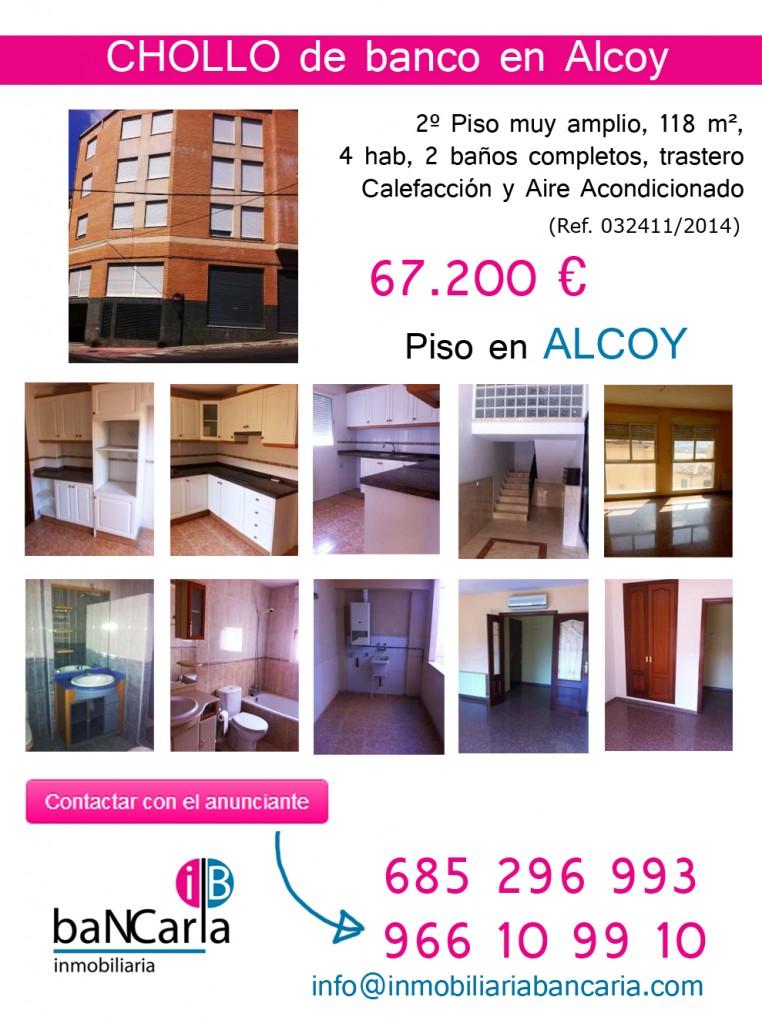 Pisos de bancos en venta inmobiliaria bancaria share the for Pisos de bancos en almeria