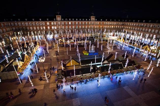 Mercadillos navide os europeos te vienes inmobiliaria - Mercado de navidad en madrid ...