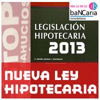 Stop desahucios ley hipotecaria 2013 pisos casas vivienda inmuebles bancos banco malo p