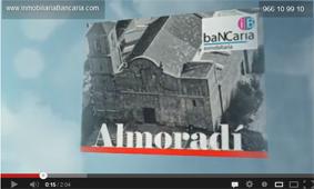Piso de Almoradi Alicante Orihuela de banco
