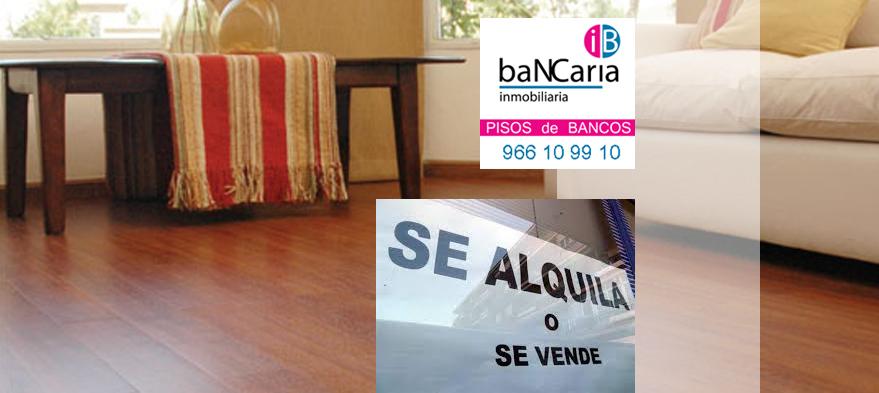 Pisos y casas de bancos banco malo comprar piso de banco for Pisos de bancos en torrente