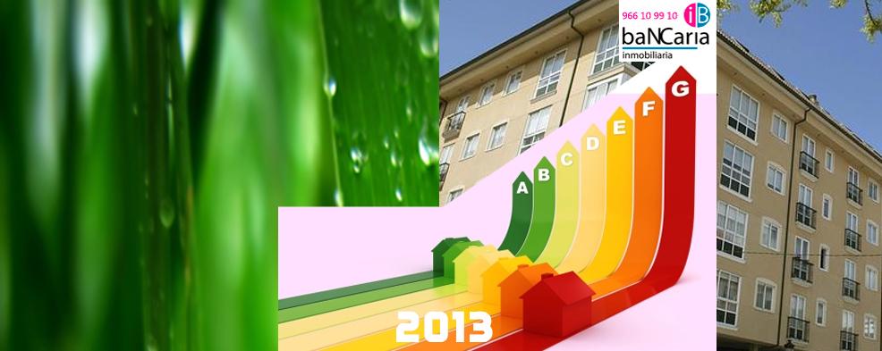 certificacion energetica inmobiliaria bancaria pisos casas vivienda inmuebles bancos banco malo