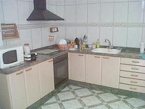 cocina casa piso unifamiliar de banco en Polinya de Xúquer (Valencia)