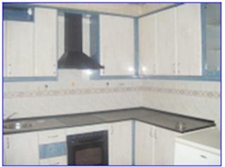 cocina de piso en Vera (Almeria)